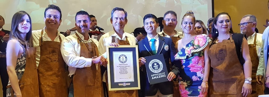Barceló Maya Grand Resort obtiene el Guinness World Records